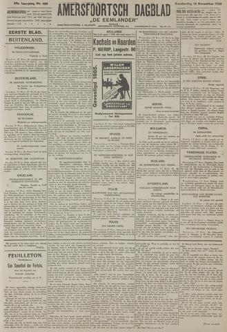 Amersfoortsch Dagblad / De Eemlander 1926-11-18