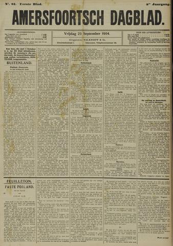 Amersfoortsch Dagblad 1904-09-23