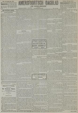 Amersfoortsch Dagblad / De Eemlander 1922-04-28