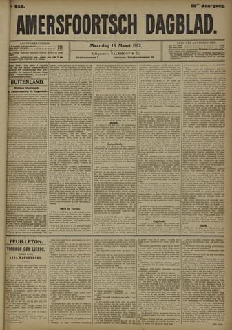 Amersfoortsch Dagblad 1912-03-18