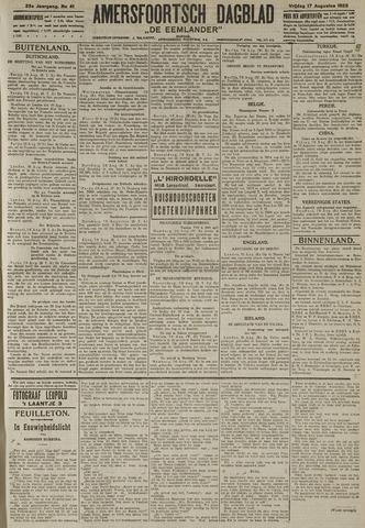 Amersfoortsch Dagblad / De Eemlander 1923-08-17