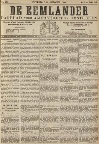 De Eemlander 1908-10-31