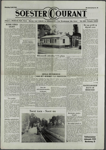 Soester Courant 1969-07-01