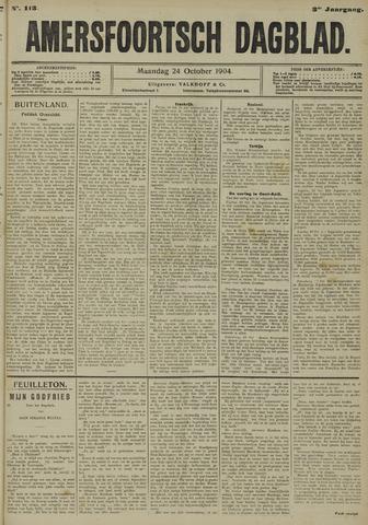 Amersfoortsch Dagblad 1904-10-24