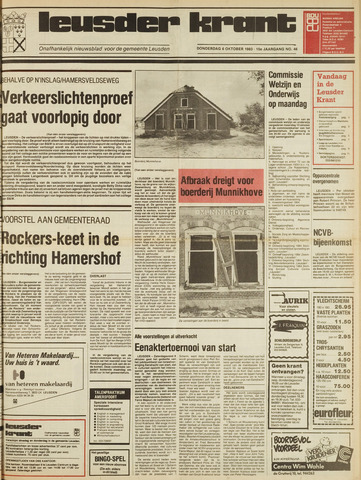 Leusder Krant 1983-10-06