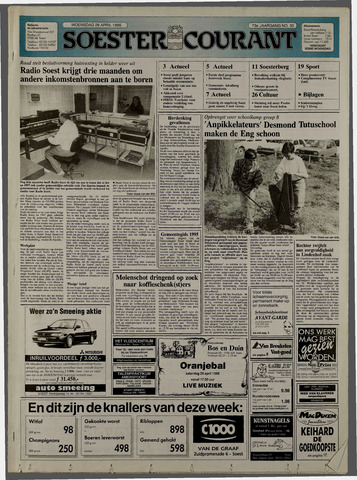 Soester Courant 1995-04-26