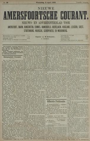 Nieuwe Amersfoortsche Courant 1883-04-11