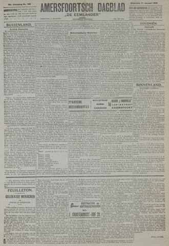 Amersfoortsch Dagblad / De Eemlander 1921-01-17