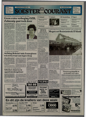 Soester Courant 1999-10-06