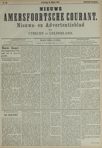 Nieuwe Amersfoortsche Courant 1887-03-19