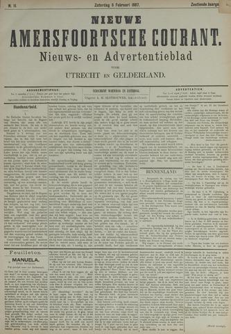Nieuwe Amersfoortsche Courant 1887-02-05