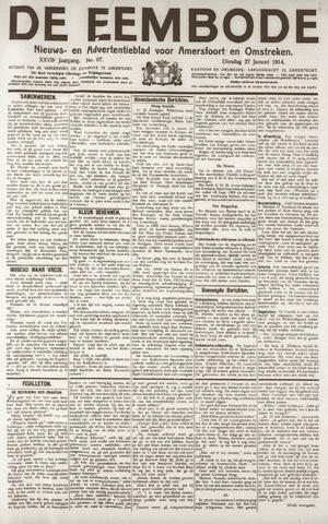 De Eembode 1914-01-27