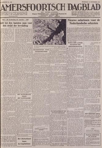 Amersfoortsch Dagblad / De Eemlander 1941-11-19
