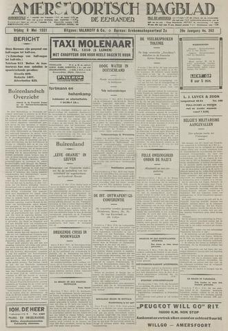 Amersfoortsch Dagblad / De Eemlander 1931-05-08