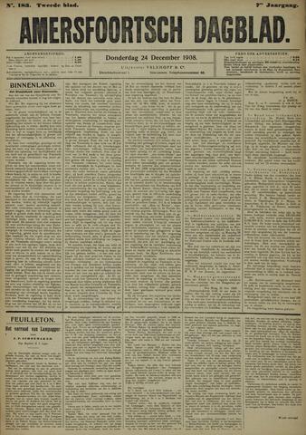 Amersfoortsch Dagblad 1908-12-24