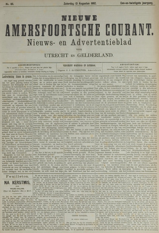 Nieuwe Amersfoortsche Courant 1892-08-13