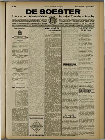 De Soester 1933-08-30