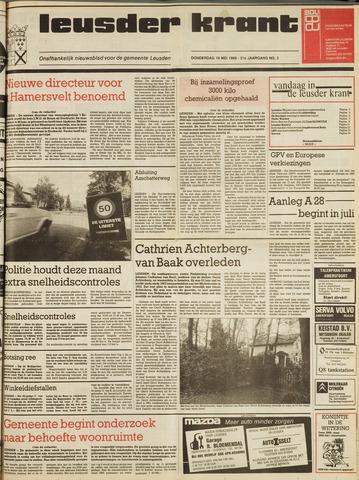 Leusder Krant 1989-05-18