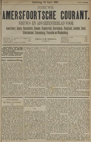 Nieuwe Amersfoortsche Courant 1881-04-16
