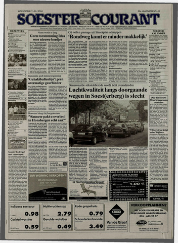 Soester Courant 2004-07-21