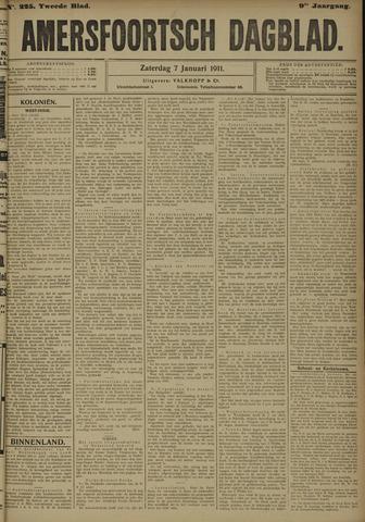 Amersfoortsch Dagblad 1911-01-07