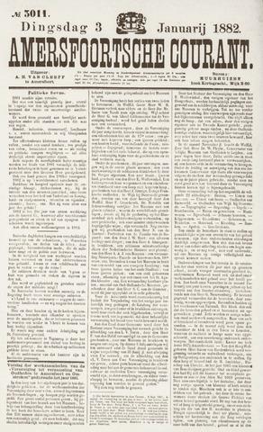 Amersfoortsche Courant 1882