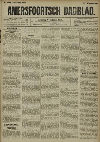 Amersfoortsch Dagblad 1909-10-09