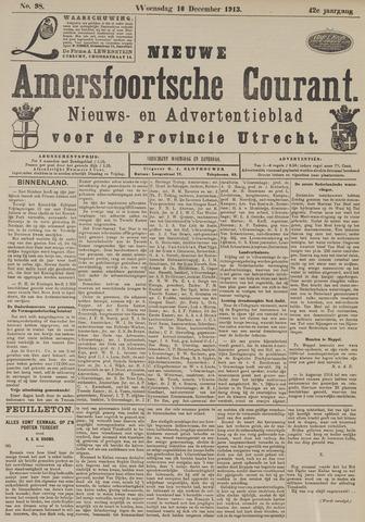 Nieuwe Amersfoortsche Courant 1913-12-10