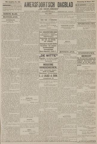 Amersfoortsch Dagblad / De Eemlander 1927-03-23