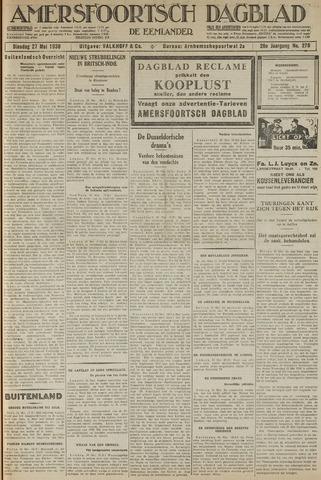 Amersfoortsch Dagblad / De Eemlander 1930-05-27