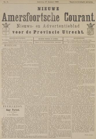 Nieuwe Amersfoortsche Courant 1900-01-27