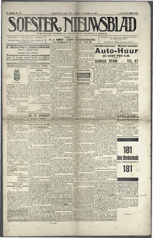 Soester Courant 1923-10-20