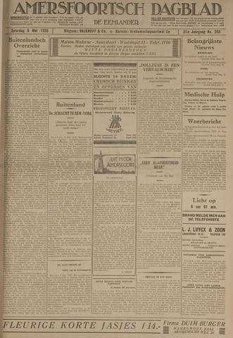 Amersfoortsch Dagblad / De Eemlander 1933-05-06