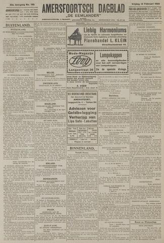 Amersfoortsch Dagblad / De Eemlander 1925-02-13