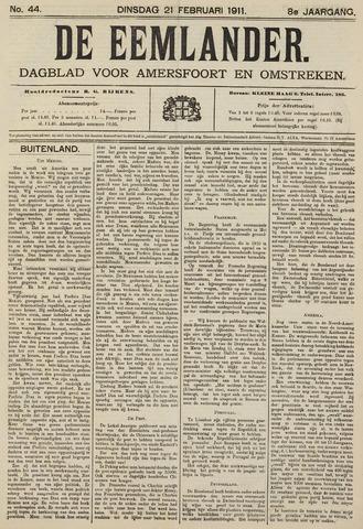 De Eemlander 1911-02-21