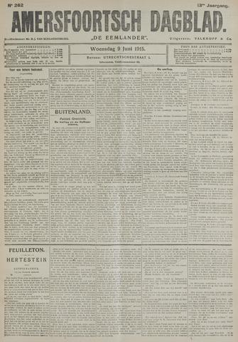 Amersfoortsch Dagblad / De Eemlander 1915-06-09