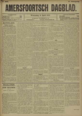 Amersfoortsch Dagblad 1905-04-19