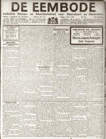 De Eembode 1917-11-02
