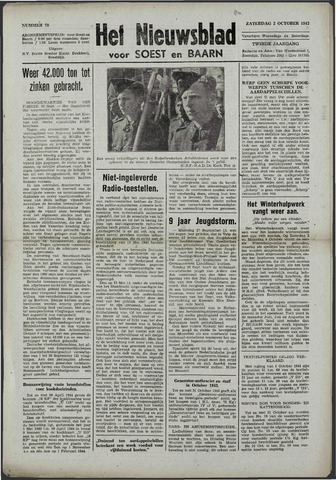 Soester Courant 1943-10-02