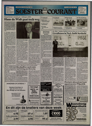 Soester Courant 1999-08-18