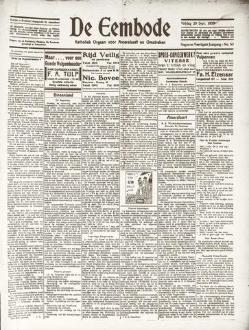 De Eembode 1935-09-20