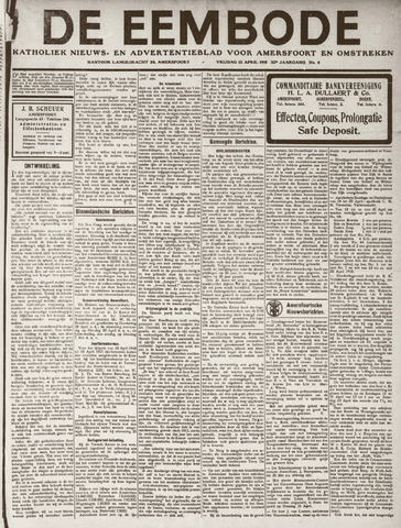 De Eembode 1918-04-12