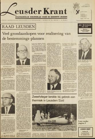 Leusder Krant 1970-08-27