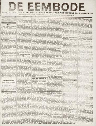 De Eembode 1918-04-30