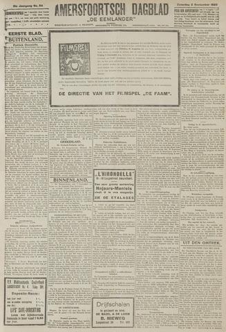 Amersfoortsch Dagblad / De Eemlander 1922-09-02