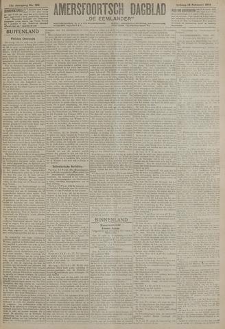 Amersfoortsch Dagblad / De Eemlander 1919-02-14