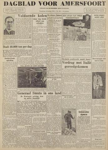Dagblad voor Amersfoort 1946-10-10
