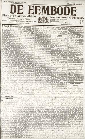 De Eembode 1913-01-28