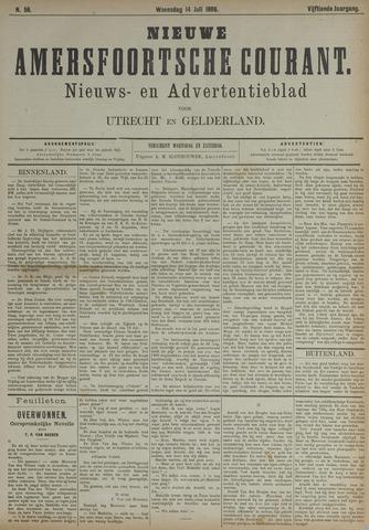 Nieuwe Amersfoortsche Courant 1886-07-14