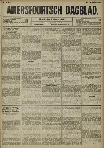 Amersfoortsch Dagblad 1907-03-07